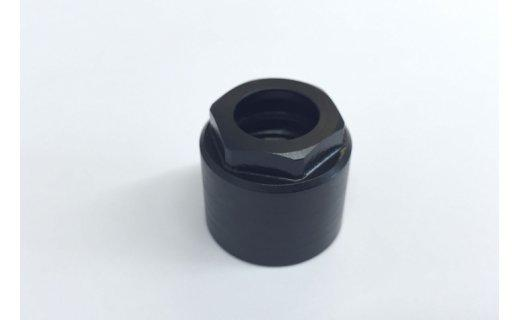 Clamping Nut for STEPCRAFT MM-1000 and KRESS Milling Motor (Spare Part) 1 Stepcraft Greece - CNCshop.gr