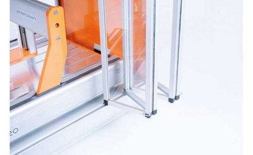 Enclosure D.420 Construction Kit 4 StepCraft CNC Systems CNCshop.gr Stepcraft Greece