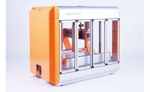Enclosure D.420 Construction Kit 2 StepCraft CNC Systems CNCshop.gr Stepcraft Greece