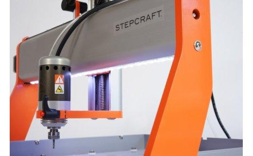LED Illumination 300 1 StepCraft CNC Systems CNCshop.gr Stepcraft Greece