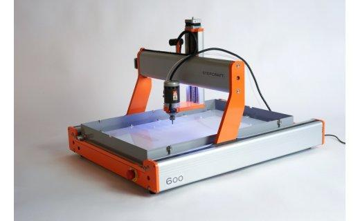 LED Illumination 300 3 StepCraft CNC Systems CNCshop.gr Stepcraft Greece