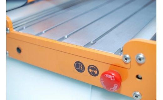 T-Slot Aluminium Table D.300 3 Stepcraft Greece - CNCshop.gr
