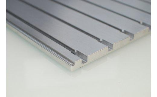 T-Slot Aluminum Table D.420 1 Stepcraft Greece - CNCshop.gr