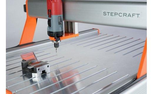 T-Slot Aluminum Table D.840 3 StepCraft CNC Systems CNCshop.gr Stepcraft Greece
