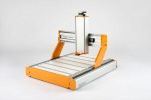 Stepcraft machines
