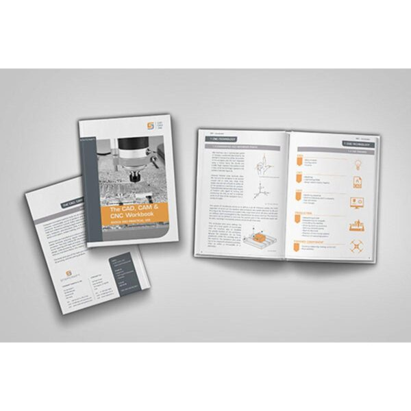 The CAD, CAM and CNC-Workbook (engl.) 1 Stepcraft Greece - CNCshop.gr