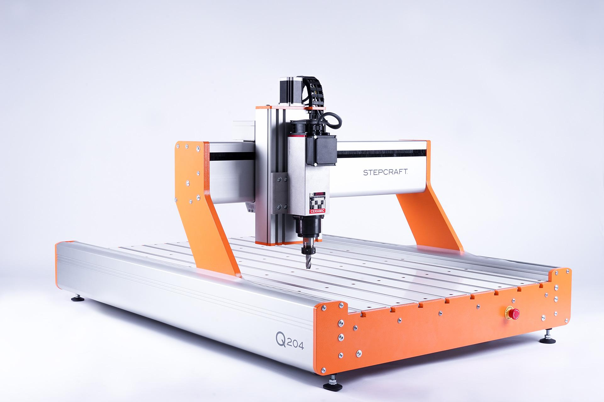 Stepcraft Q-Series 1 StepCraft CNC Systems- CNCshop.gr Stepcraft Greece