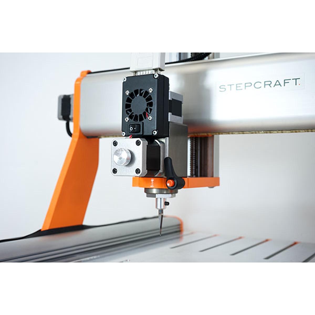 Stepcraft D-Series 7 StepCraft CNC Systems- CNCshop.gr Stepcraft Greece