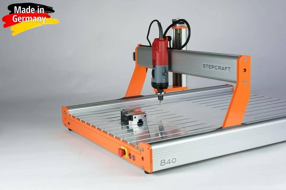Stepcraft D-Series 1 StepCraft CNC Systems- CNCshop.gr Stepcraft Greece