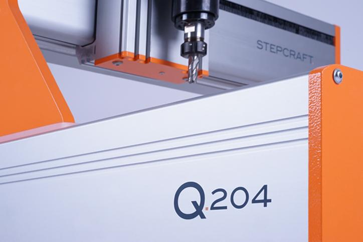 Stepcraft Q-Series 3 StepCraft CNC Systems- CNCshop.gr Stepcraft Greece
