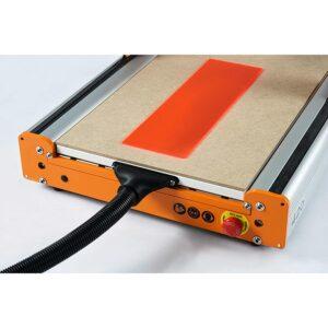 vacuum table Stepcraft