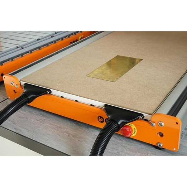 Vacuum Table D.Series 9 StepCraft CNC Systems CNCshop.gr Stepcraft Greece