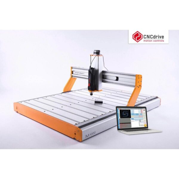 Stepcraft machines